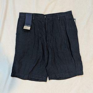 [NWT] Men's Nautica Linen Shorts